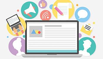 Website copywriting small