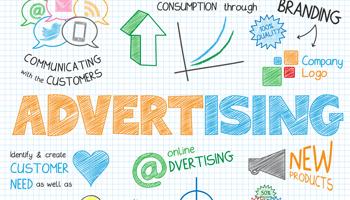 Advertising small