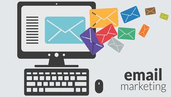 Teaser email marketing