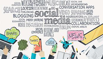 Social media marketing small